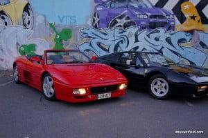 Ferrari Photoshoot – Luke