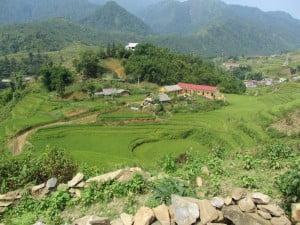 Sa Pa Hills
