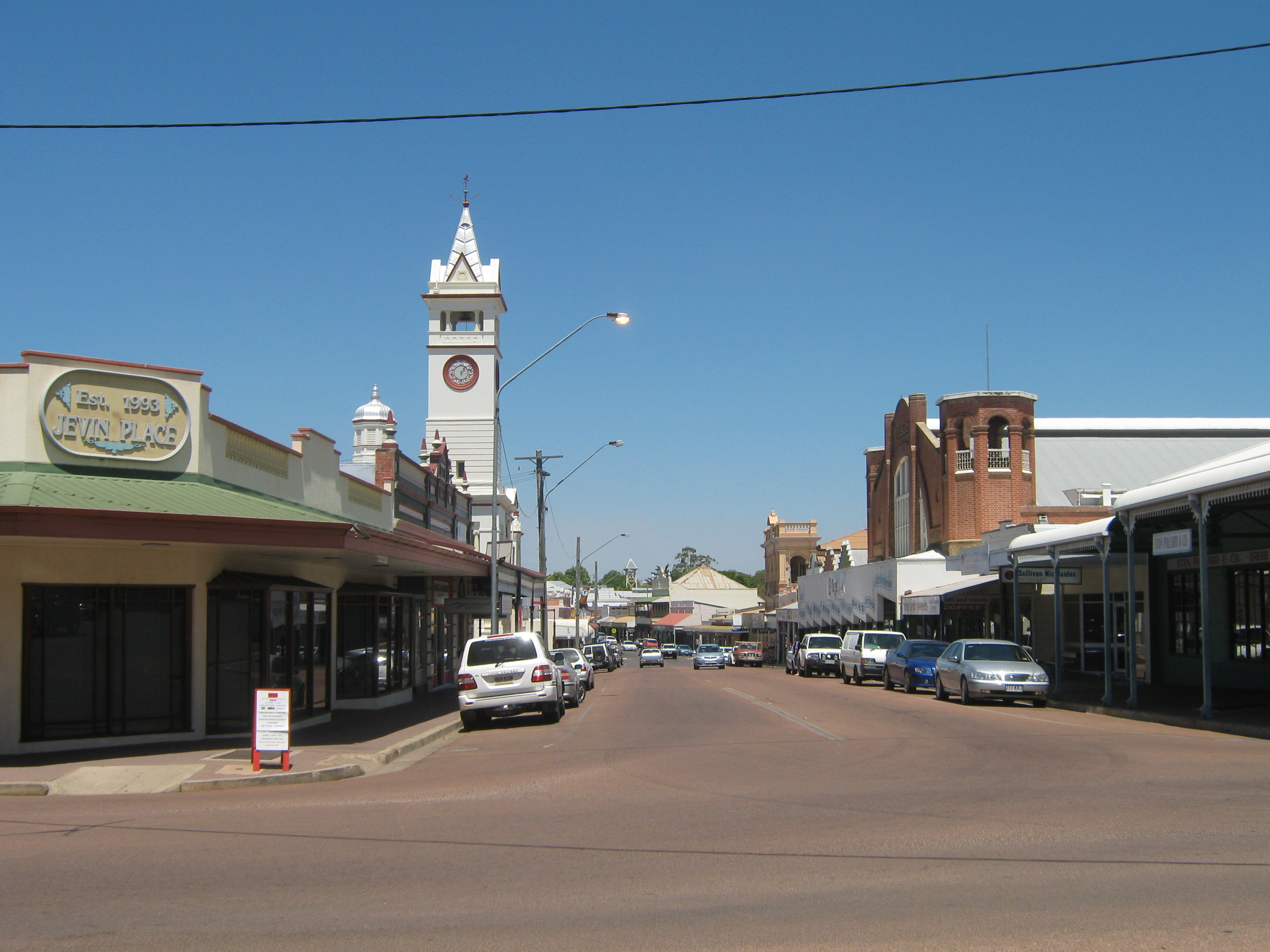 Charters Towers 2008