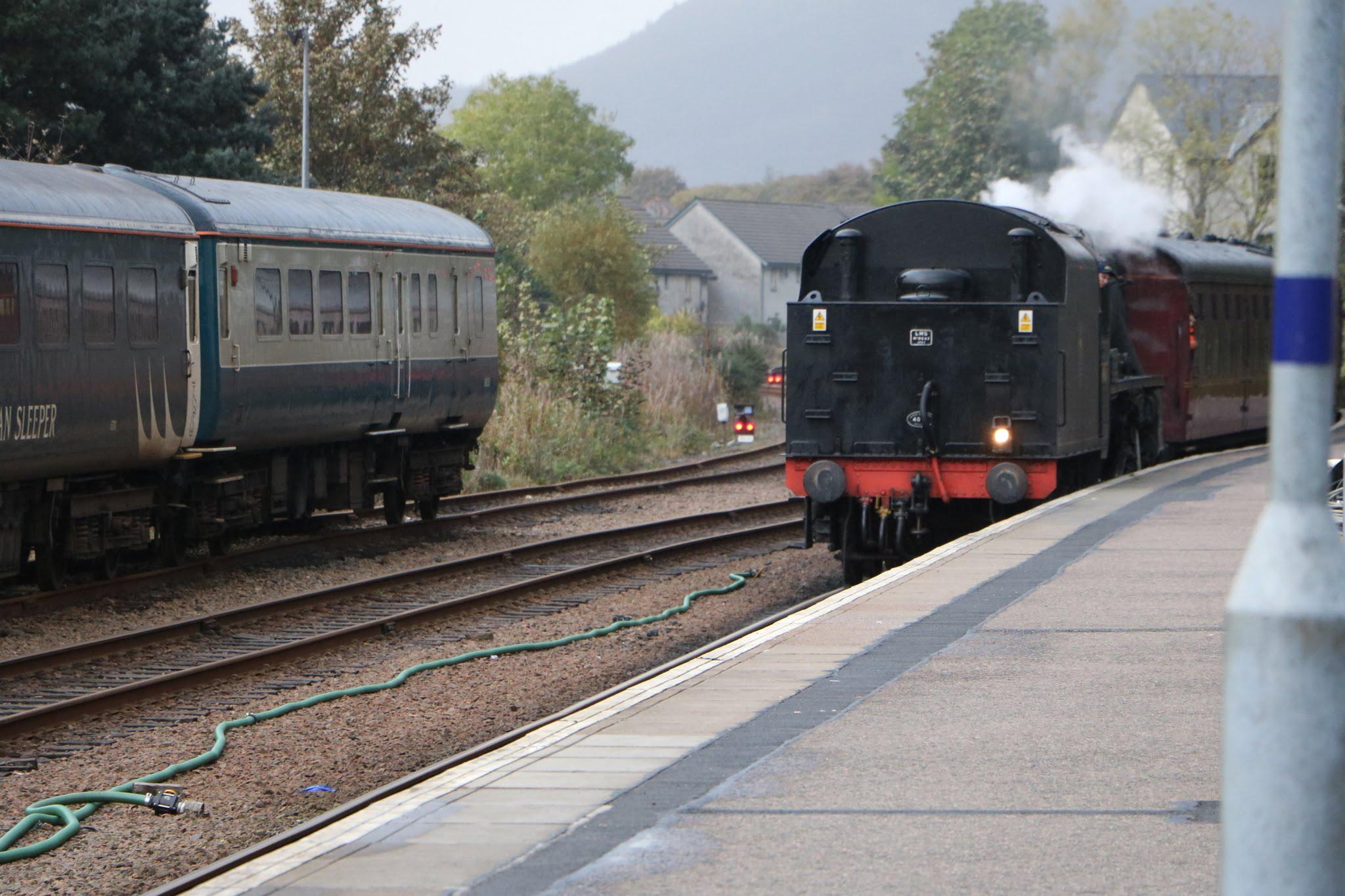 Jacobite Steam Railway