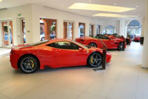 Lyndhurst Ferraris
