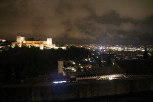 Granada Night Views
