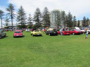 Glenelg (Austin 7 Club Static Display @ Glenelg)