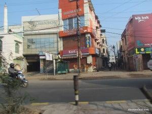 Agra City Shots