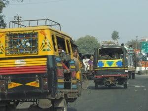 Delhi City Shots