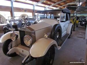 Geraldine Motor Museum