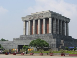 Ho-Chi-Minh-Mausoleum (Tomb and Home of Ho Chi Minh)