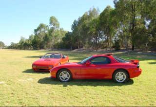Mazda FC & FD