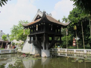 One-Pillar-Pagoda (The One Pillar Pagoda)