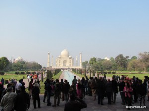 The Taj Mahal (Holidays)