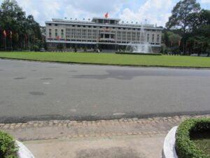 Saigon Presidential Palace