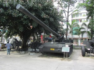 Saigon-War-Museum (Saigon War Museum)
