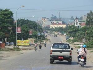 The Road To Mai Chau