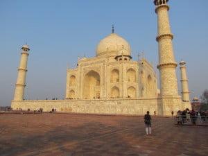 The Taj Mahal (Home Slider)