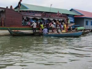 Tonle-Sap (Tonle Sap Floating Village)
