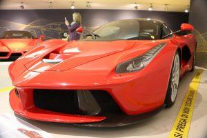 The Ferrari Museum 2016