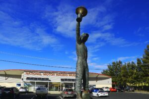 Bathurst Motor Racing Museum – Peter Brock Memorial (07) (An Aussie Road Trip)