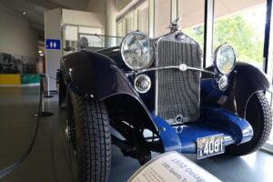 1932 Delage D8S Sports Tourer (05) (A Quick Visit to the National Motor Museum, Birdwood, South Australia)