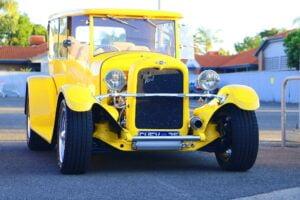 1925 Chevrolet Roadster (02) (Car Photographs – Events)
