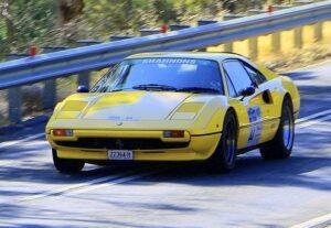 Greenhill Rd – Ferrari 308GTS (Classic Adelaide 2016)