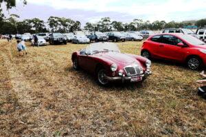 MG MGA (04) (Car Photographs – Events)