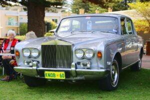 Rolls-Royce Silver Shadow (Car Photographs – Events)